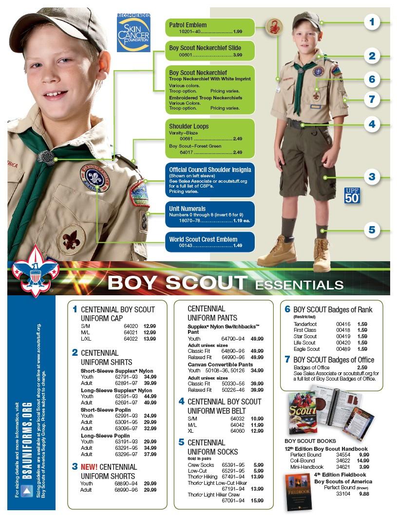 Boy Scout Troop 168 - 2019 MBC